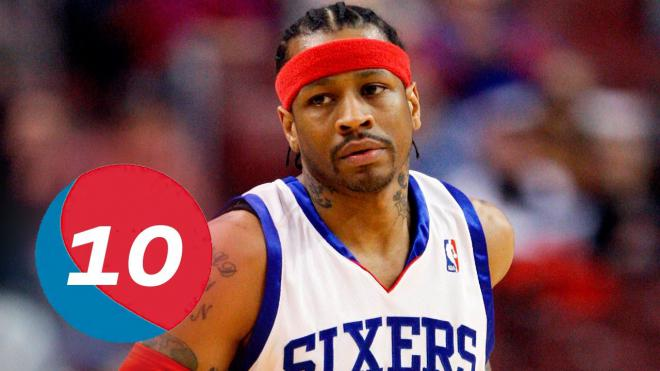 Allen Iverson Net Worth