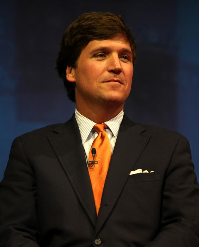 Tucker Carlson Net Worth
