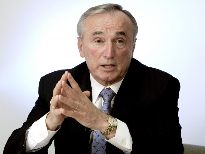 William J. Bratton Net Worth