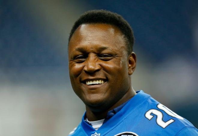 Barry Sanders Net Worth
