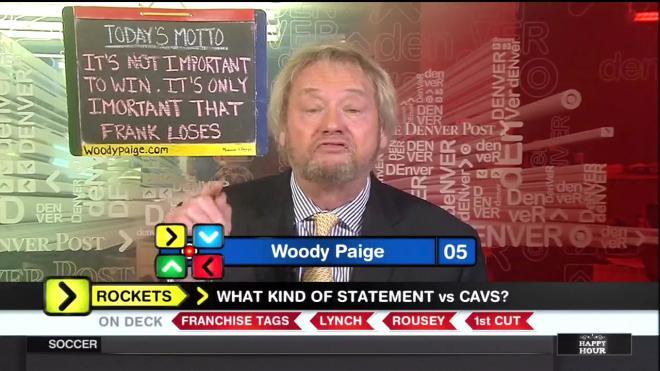 Woody Paige Net Worth