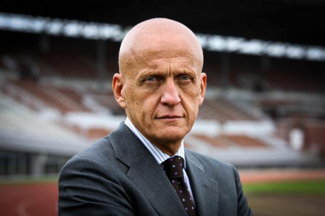 Pierluigi Collina Net Worth