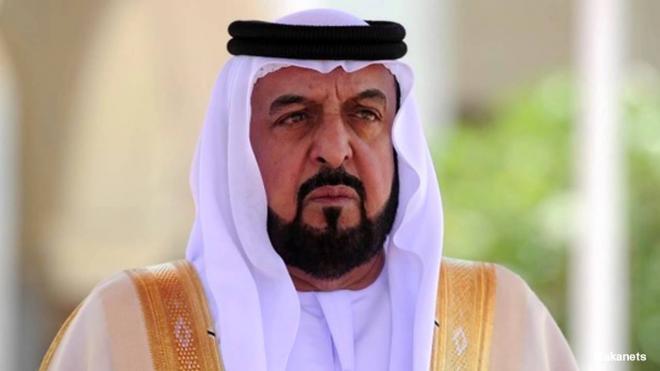 Khalifa bin Zayed al Nahyan Net Worth