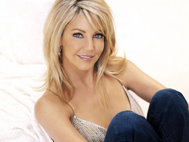 Heather Locklear Net Worth