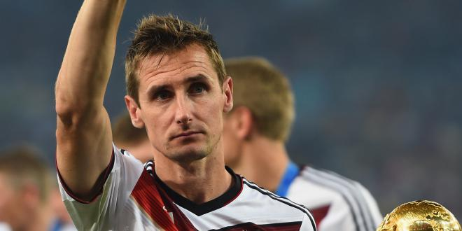 Miroslav Klose Net Worth
