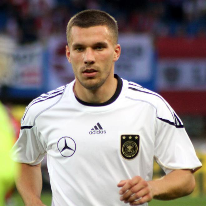 Lukas Podolski Net Worth
