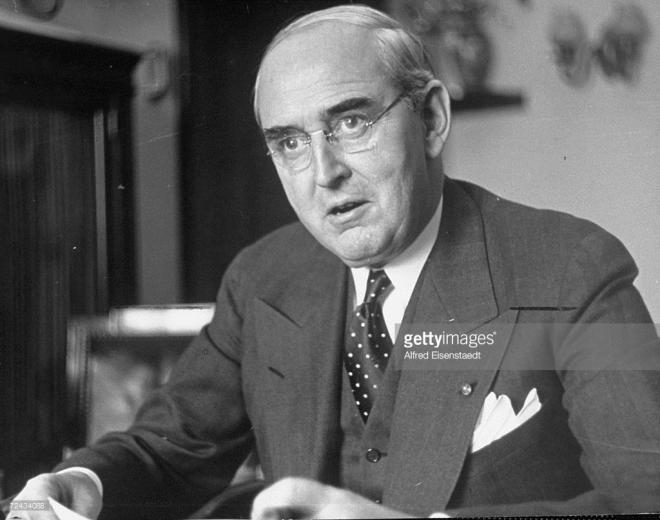 Arthur H. Vandenberg Net Worth