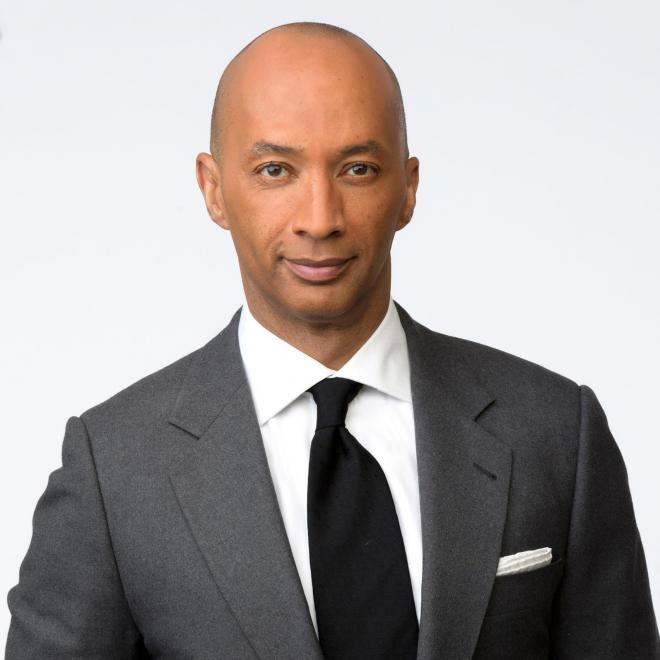 Byron Pitts Net Worth