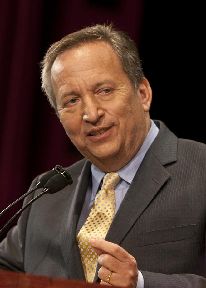 Lawrence H. Summers Net Worth