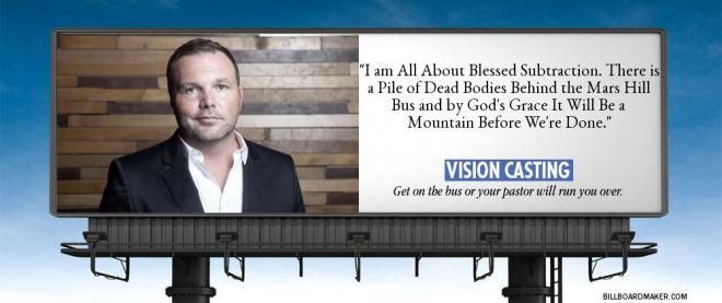 Mark Driscoll Net Worth