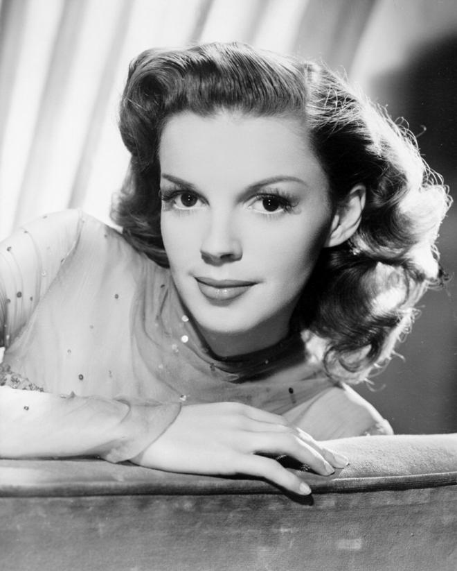 Judy Garland Net Worth