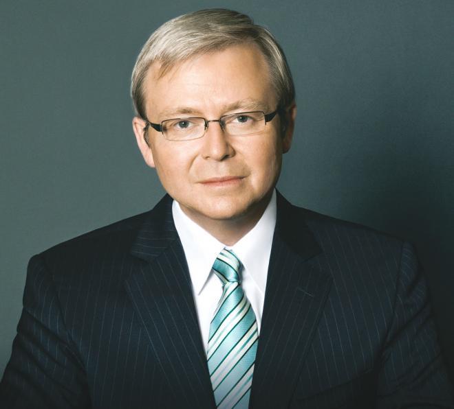 Kevin Rudd Net Worth