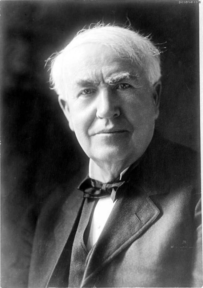 Thomas A. Edison Net Worth