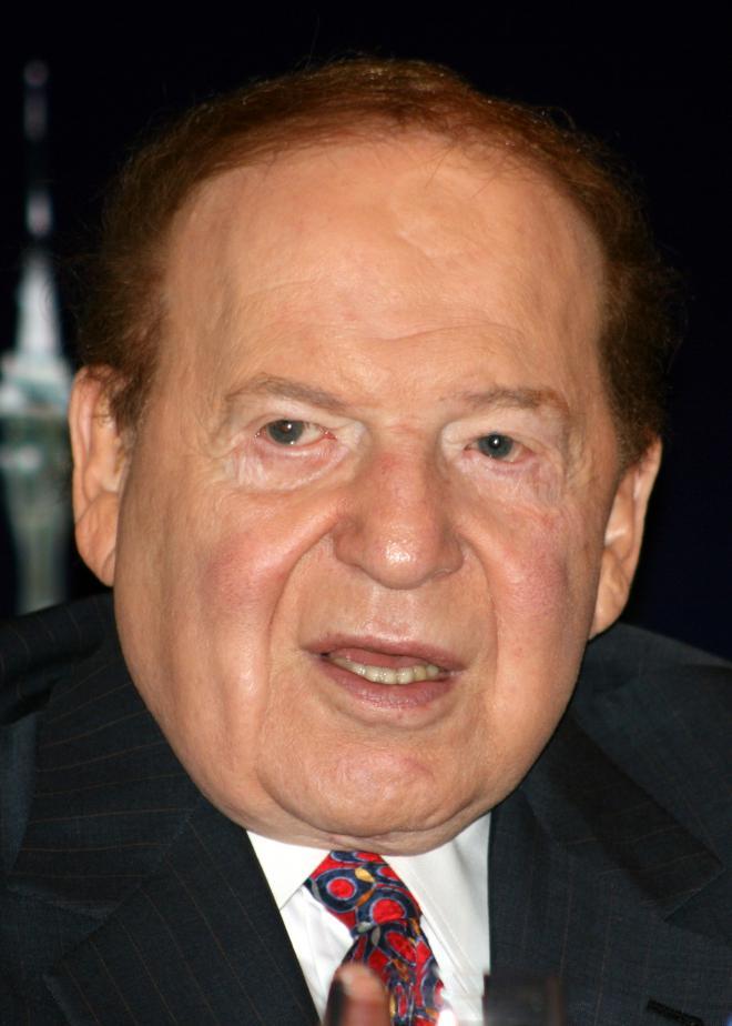 Sheldon Adelson Net Worth