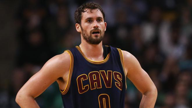 Kevin Love Net Worth