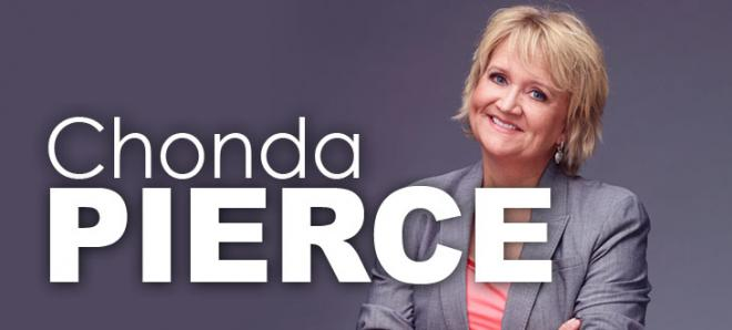 Chonda Pierce Net Worth