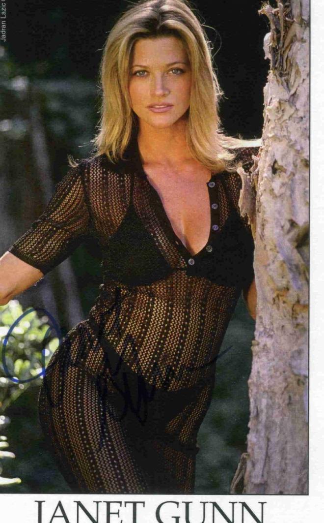 Janet Gunn Net Worth
