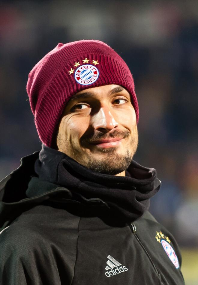 Mats Hummels Net Worth