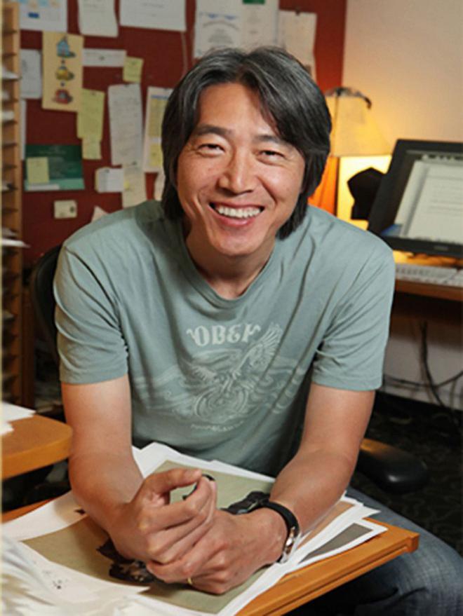 Sang-Jin Kim Net Worth