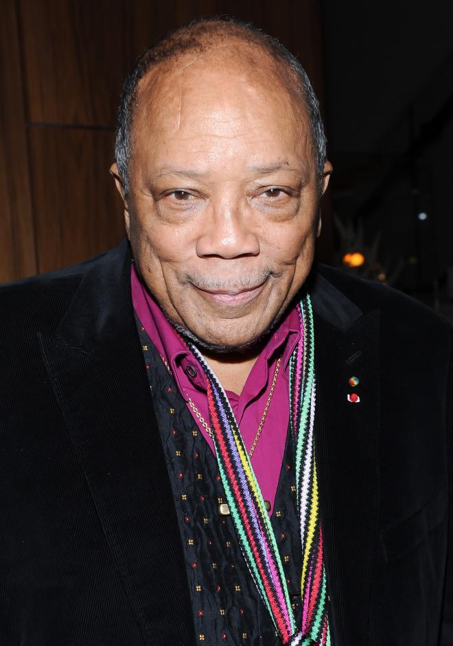 Quincy Jones Net Worth