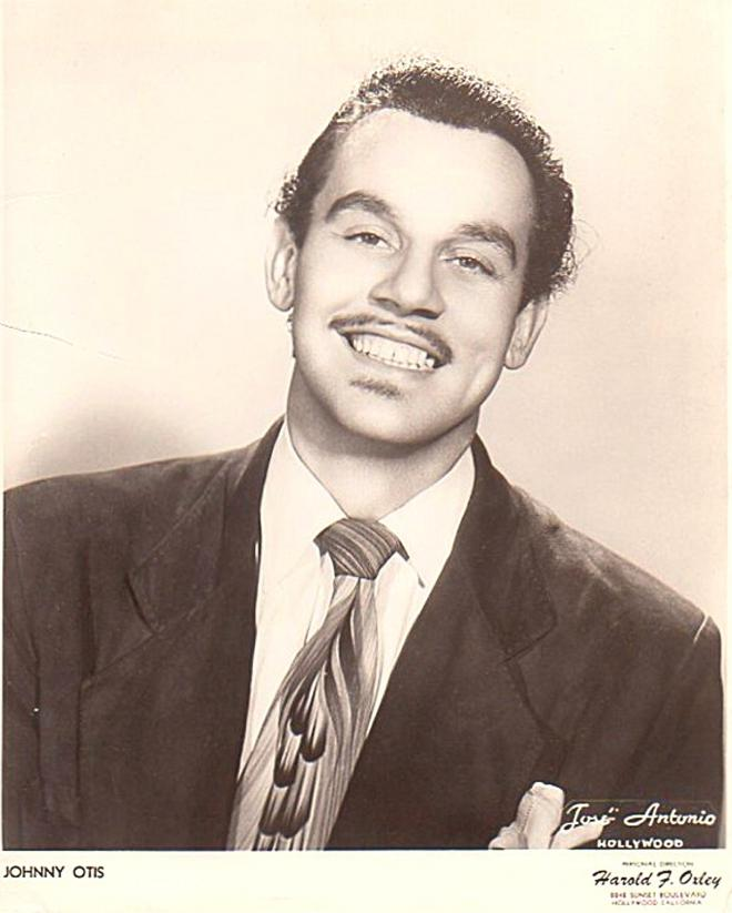 Johnny Otis Net Worth