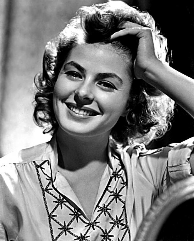 Ingrid Bergman Net Worth
