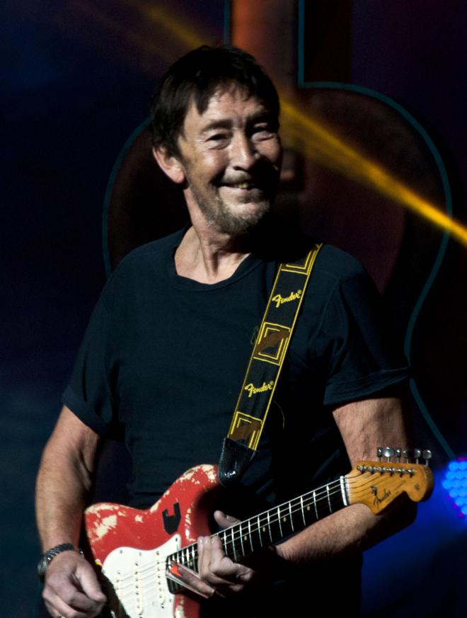 Chris Rea Net Worth