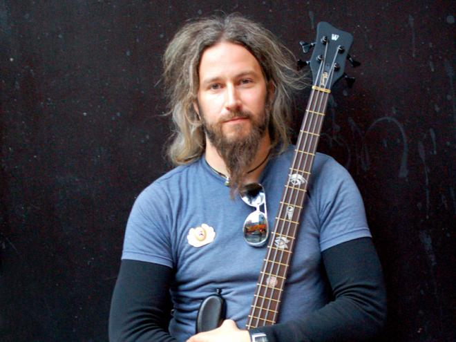Troy Sanders Net Worth