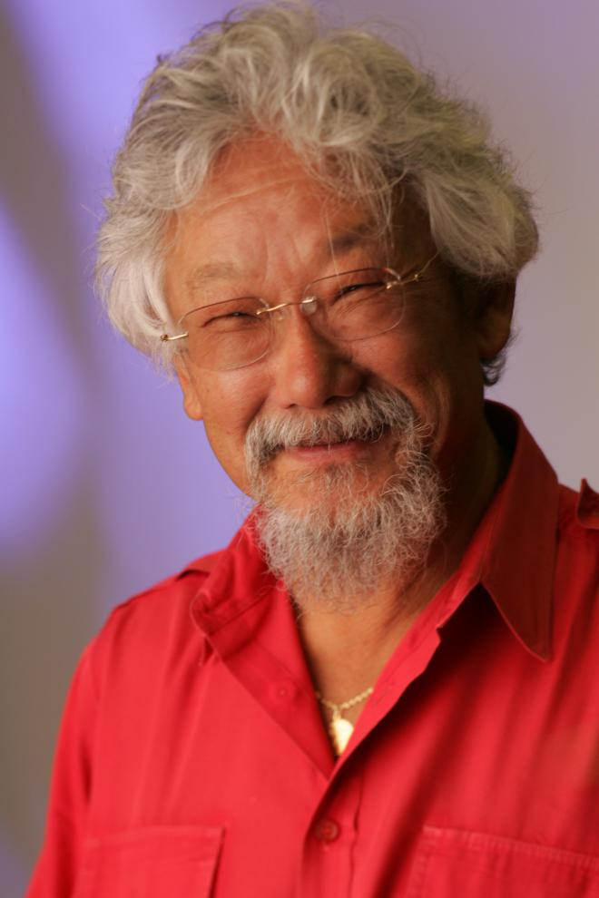 David Suzuki Net Worth