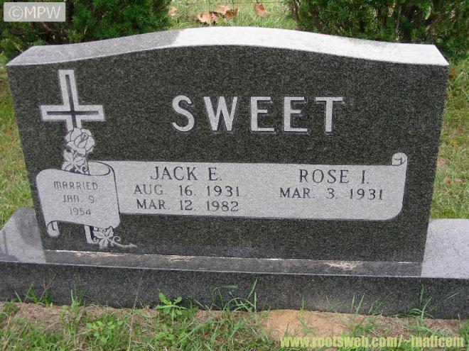 Jack Sweet Net Worth
