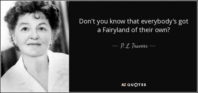 P.L. Travers Net Worth