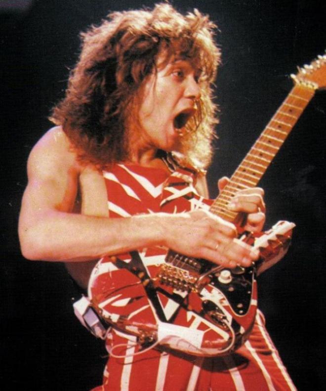 Edward Van Halen Net Worth