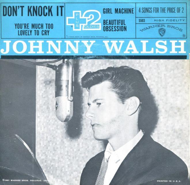 Johnny Walsh Net Worth