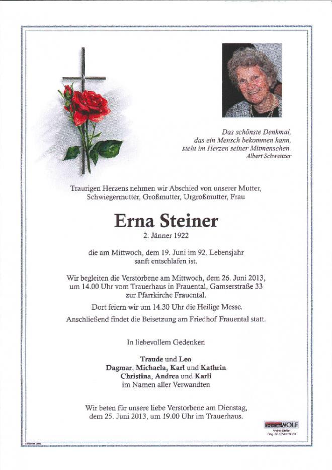 Erna Wassmer
