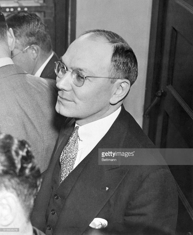 Frank J. Wilson Net Worth