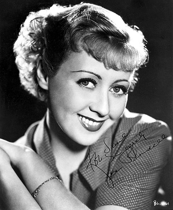 Joan Blondell Net Worth